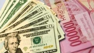 Nilai Tukar Rupiah Dibuka di Level Rp14.155 per USD