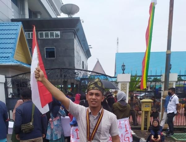 Domisoner  HPMR-Bengkalis Asnawi Mengecam PT.Sumatra Riang Lestari  Karena Telah Membohongi Masyarakat Desa Darul Aman