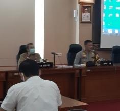 Rapat Koordinasi Forkopimda Riau Dengan MPBI Reborn Provinsi Riau Terkait Pemberlakuan UU Ciptaker