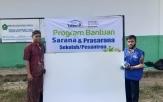 Rumah Yatim Membarikan Bantuan Untuk Ponpes Tahfizul Quran