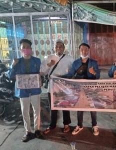 Banjir bandang dan longsor melanda NTT, Himpunan Mahasiswa Tualang menjalankan kampanye penggalangan dana di Perawang