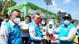 Kota Siak Raih Juara Satu, sebagai Ibu Kota Kabupaten Terbersih Tingkat Provinsi Riau 2021